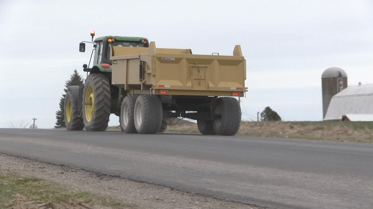 16 ton heavy duty hydraulic farm dump trailer 2018 2