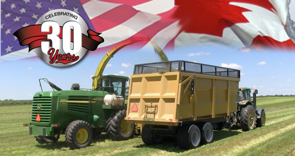 Berkelmans Welding Farm Dump Trailers